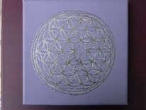 Atom, Ägypten, Geometrie, Goldenes licht
