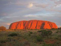 Sonne, Anuanga, Heiliger berg, Aborigenes
