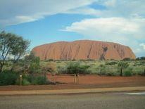 Outback, Aborigenes, Ayers rock, Australien