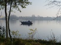 Landschaft, Fotografie, Boot, Wasser