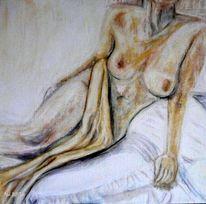 Brust, Akt, Figur, Frau