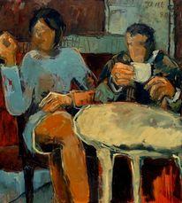Figurativ, Figürliche malerei, Malerei, 2011