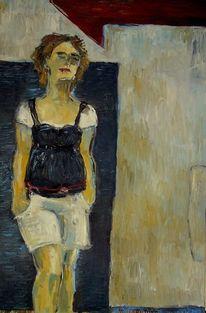 Ölmalerei, Figurativ, Figürliche malerei, Malerei