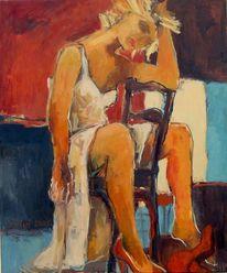 Figurativ, Gemälde, Figürliche malerei, Malerei