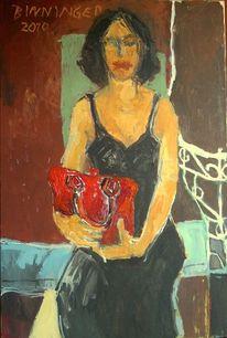 Malerei, Ölmalerei, Figürliche malerei, Figurativ