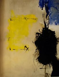 Kind, Malerei, Abstrakt