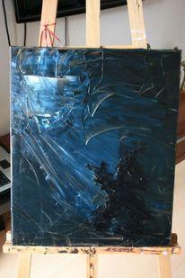 Malerei, Abstrakt, Blind, Licht