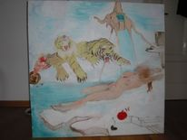 Malerei, Inspiration