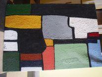 Formen, Pervektion, Farben, Malerei