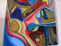 Grafikkunst, Malerei, Grafik, Herz