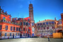 Hdr, Komplementärfarbe, Italien, Fotografie