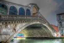 Rialtobrücke, Italien, Venezia, Venedig