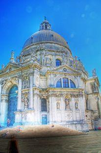 Fotografie, Hdr, Venedig, Venezia