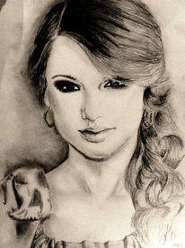 Bleistiftzeichnung, Traum, Swift, Leben