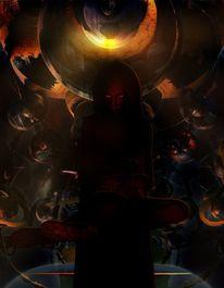 Menschen, Ewige, Disziplin, Meditation