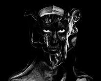 Beelzebub, Geist, Fusion, Digitale kunst