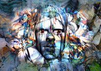 Fantasie, Digital, Digitale kunst, Tiere
