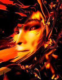 Surreal, Seele, Energie, Omega