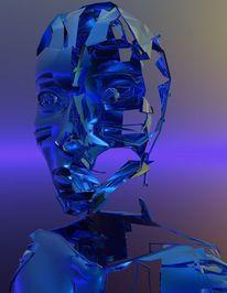 Digital, Fantasie, Digitale kunst, Surreal