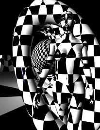 Schwarzmacher, Chaos, Unperfektum, Atomis