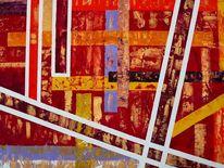 Malerei, Malerei abstrakt