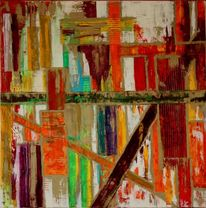 Malerei, Malerei abstrakt, Vision