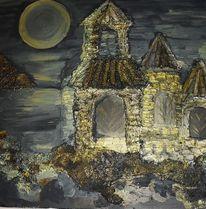 Malerei, Ruine