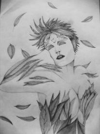 Fantasie, Zeichung, Zeichnungen, 2011