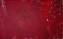 Moderne einrichtung, Inferno, Flammen, Rot