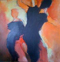 Leidenschaft, Hitze, Bewegen, Tanz