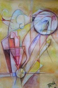 Aquarellmalerei, Liebe