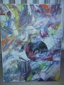 Leinen, Malerei, Abstrakt