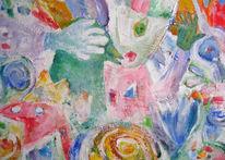 Fantasie, Malerei