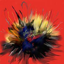 Farben, Abstrakt, Digitale kunst