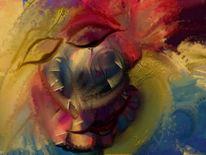Tanz, Malerei, Abstrakt