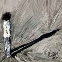 Schatten, Malerei, Menschen
