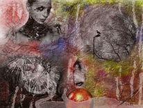 Magie, Kugel, Digitale kunst