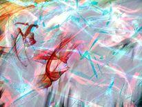 Farbenspiel freiheit, Malerei, Freiheit
