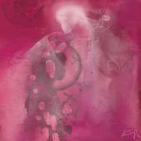 Geist, Indianer, Malerei
