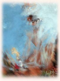 Himmel, Sehen, Malerei