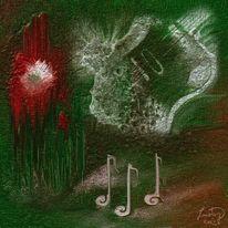 Musik, Luft, Malerei