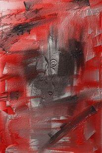 Spuren, Liebe, Malerei