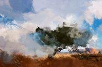 Sturm, Malerei