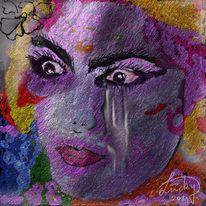 Tränen, Malerei, Menschen