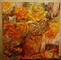 Rozes, Malerei