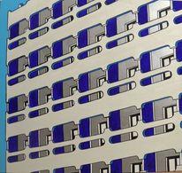 Portrait, Hotel, Libya, Malerei