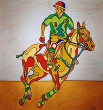 Sport, Pferde, Polo, Polosport