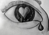 Malerei, Tränen, Leben