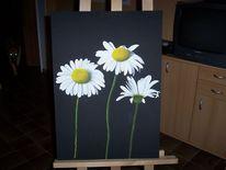 Blätter, Frühling, Blüte, Malerei
