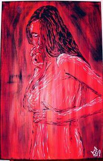 Venus, Farben, Gemälde, Rot